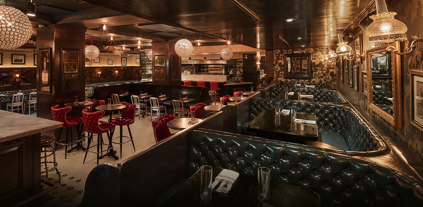 Parker and quinn restaurant in midtown nyc refinery