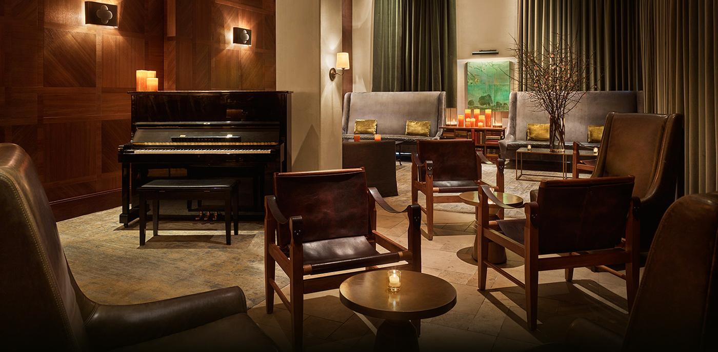 Winnie S Jazz Bar Club In Midtown Nyc Refinery Hotel