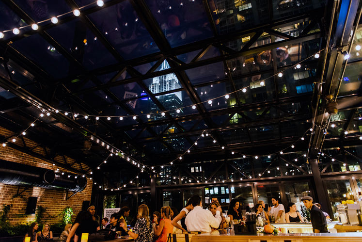 Rooftop Restaurants Amp Fine Dining In Nyc Refinery Hotel